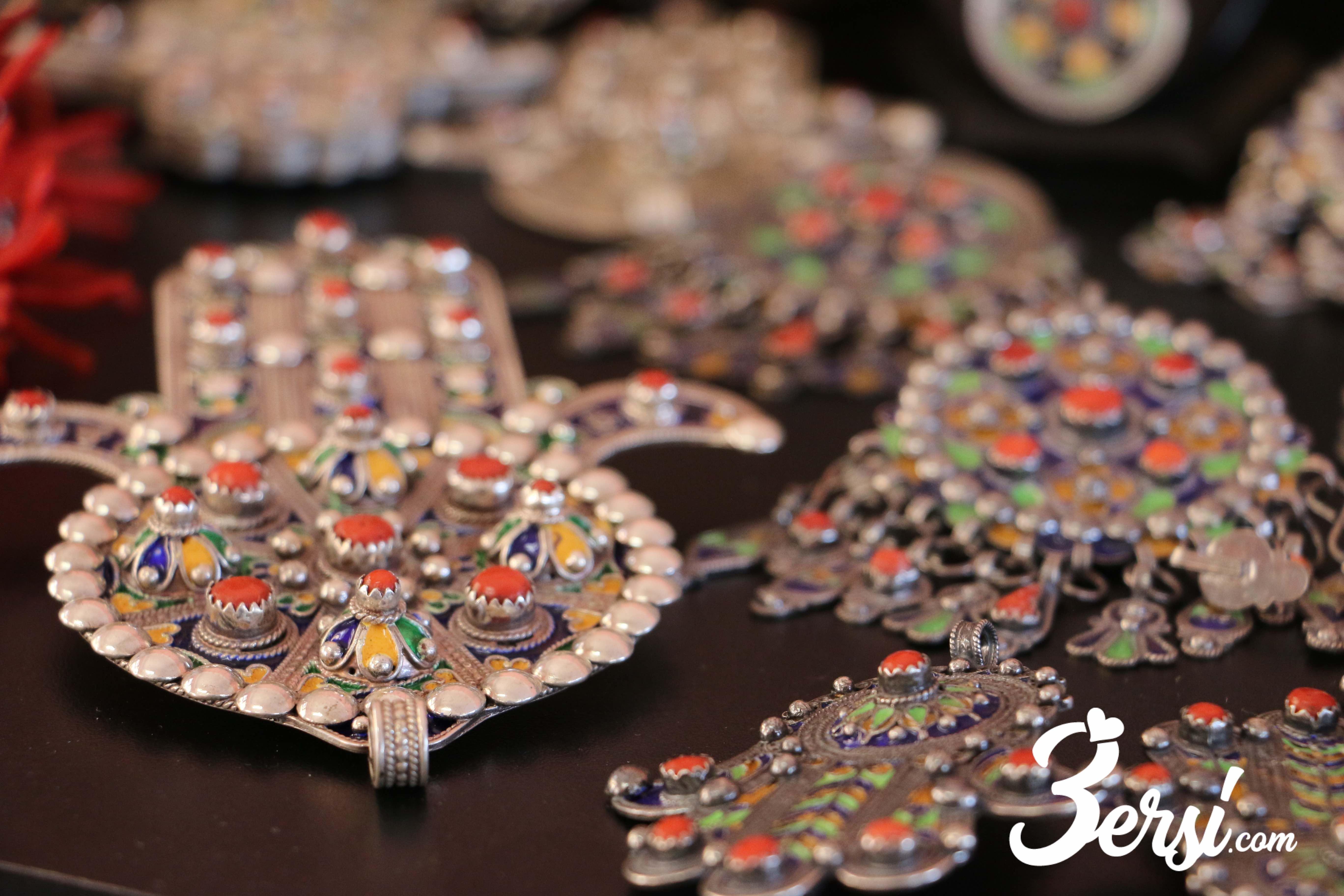 La fête du bijou d'At Yenni, un événement à ne pas manquer pour les futures mariées !