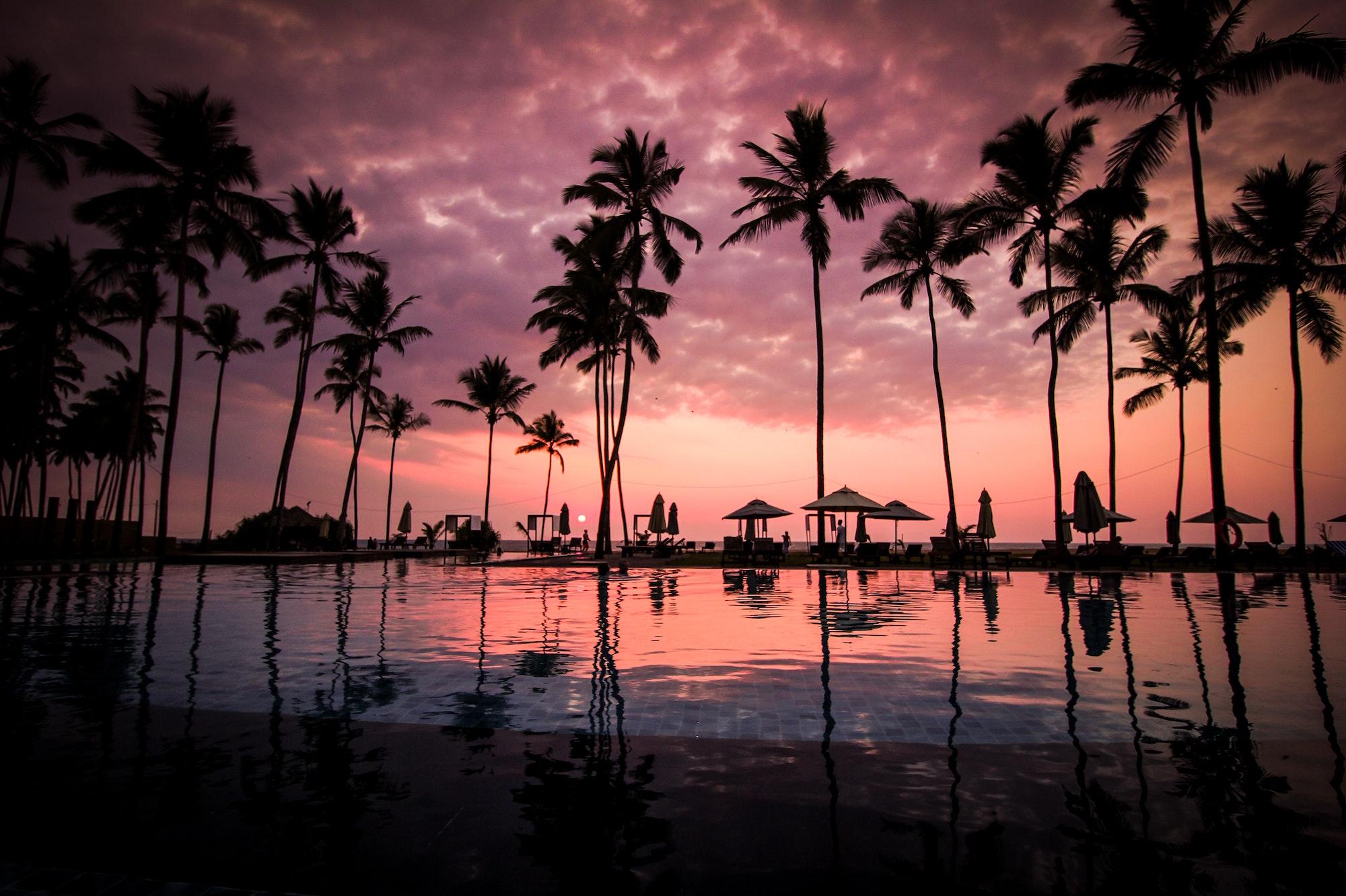 Les destinations les plus prisées - Île paradisiaque