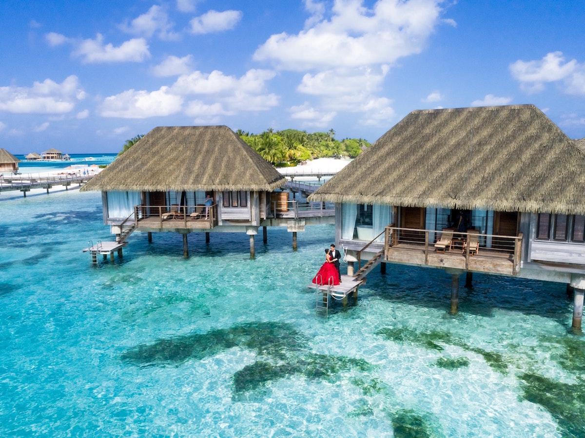 Les destinations les plus prisées - Voyage de noce sur une île