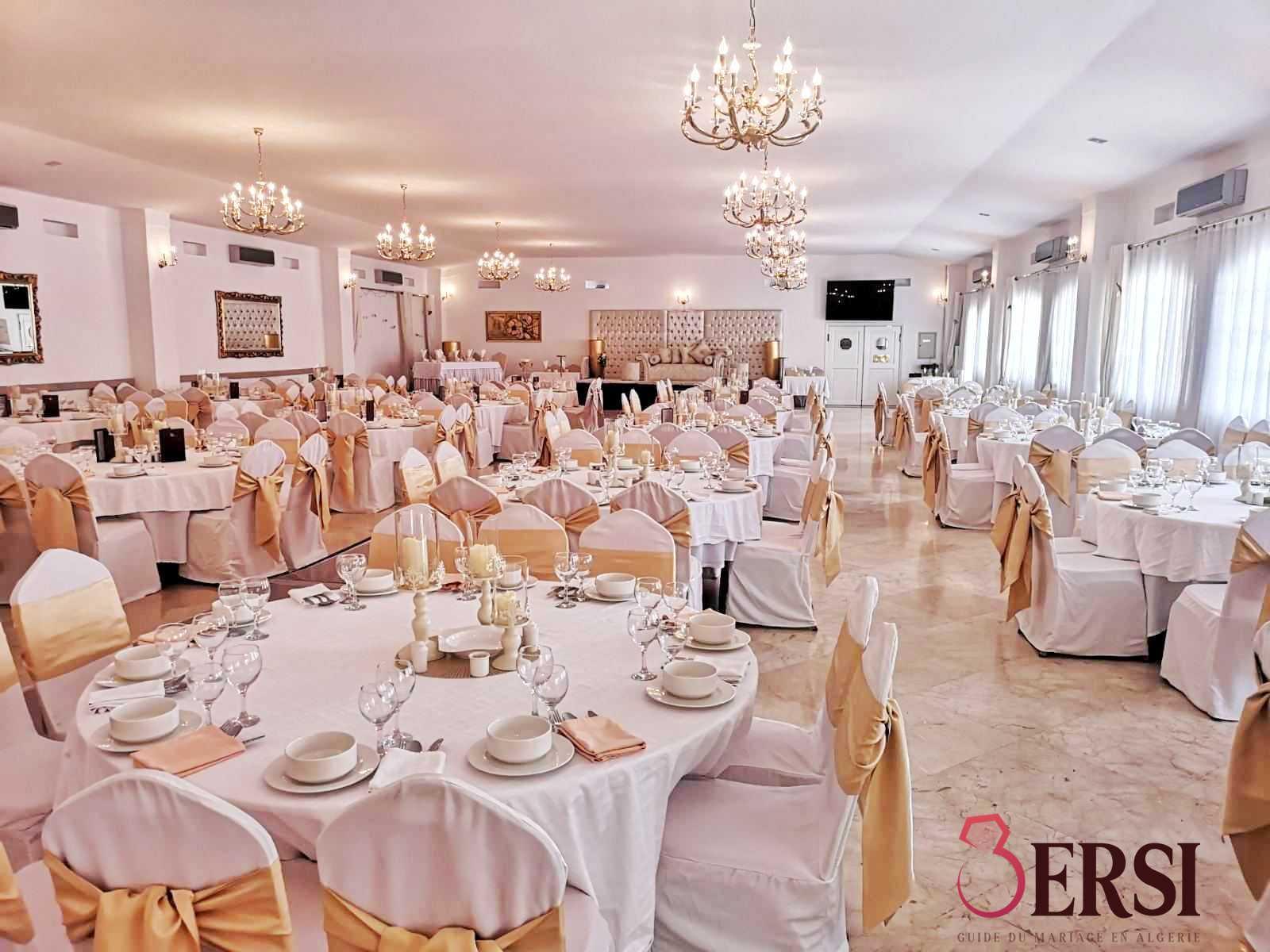 Top 10 des salles des fêtes à Alger : la sélection 3ersi.com