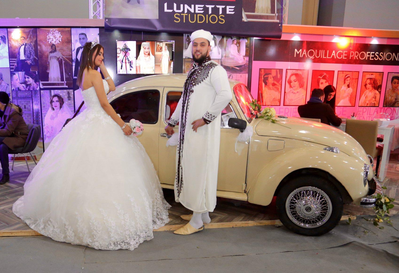 Lunette Studios, Oran à Alger
