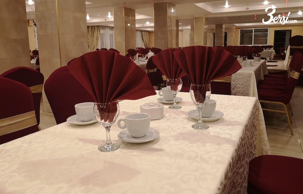 Hotel Emir, Cheraga à Alger