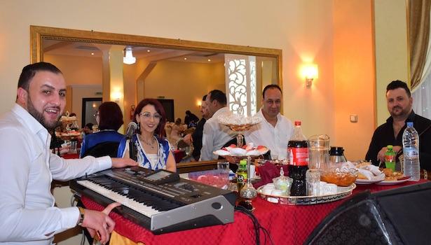 Amel Radi & Son Orchestre, Alger-Centre à Alger