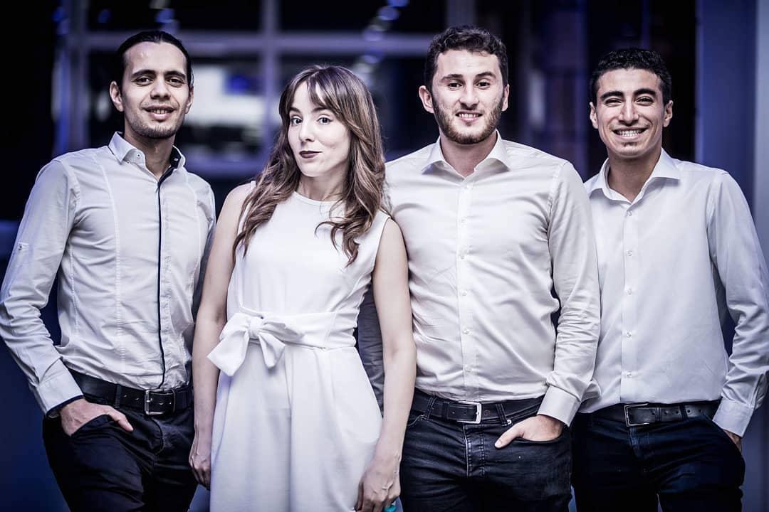 Mounia Chatal, Chanteur et son orchestre, Khraicia, Alger - 3ersi.com
