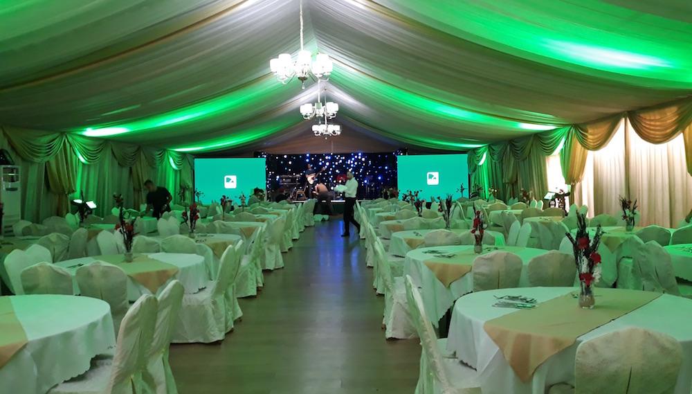 Salle des fêtes Palace Events, Bordj El Kiffan, Alger - 3ersi.com