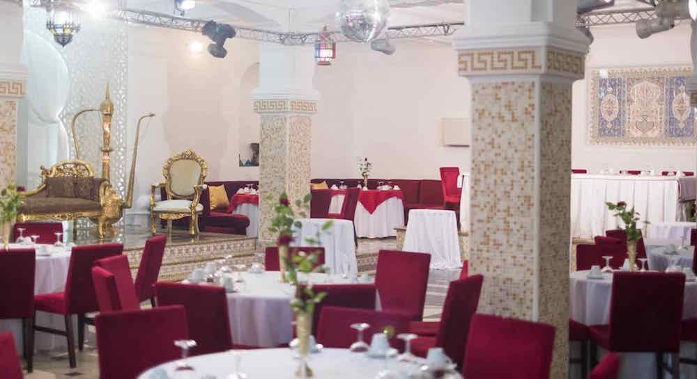 Salle des fêtes El Djenane ex Catherine, Bouzareah, Alger - 3ersi.com