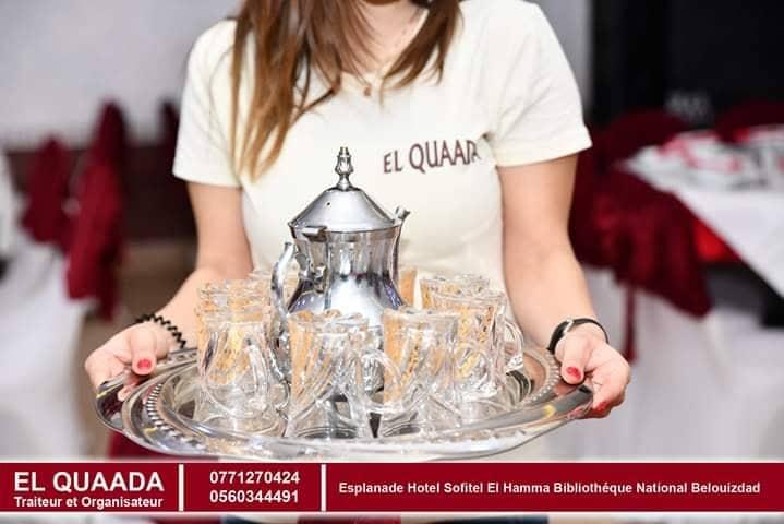 El Quaada, Belouizdad Alger