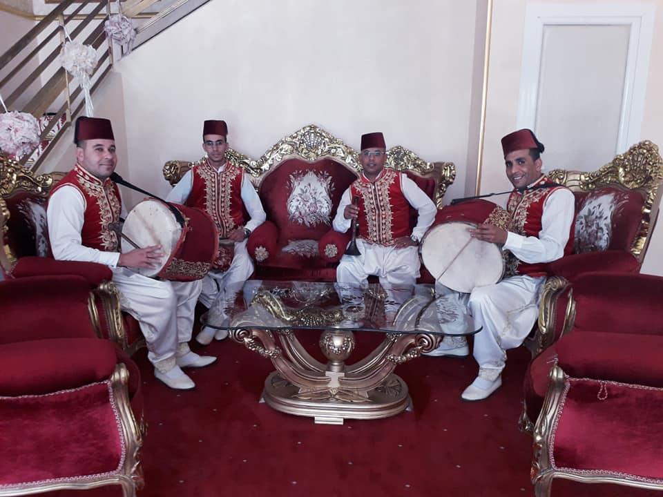 Abderrahmane Zernadji, Bachdjerrah à Alger