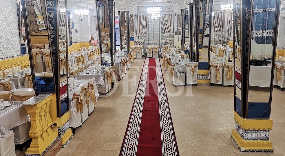 Salle des fêtes Ichbilia, El Harrach, Alger - 3ersi.com