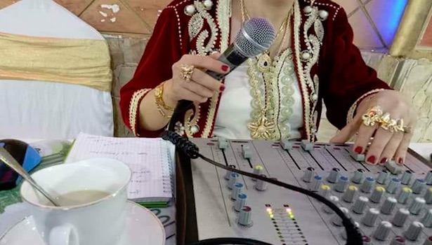 Cerine DJ , Bachdjerrah à Alger