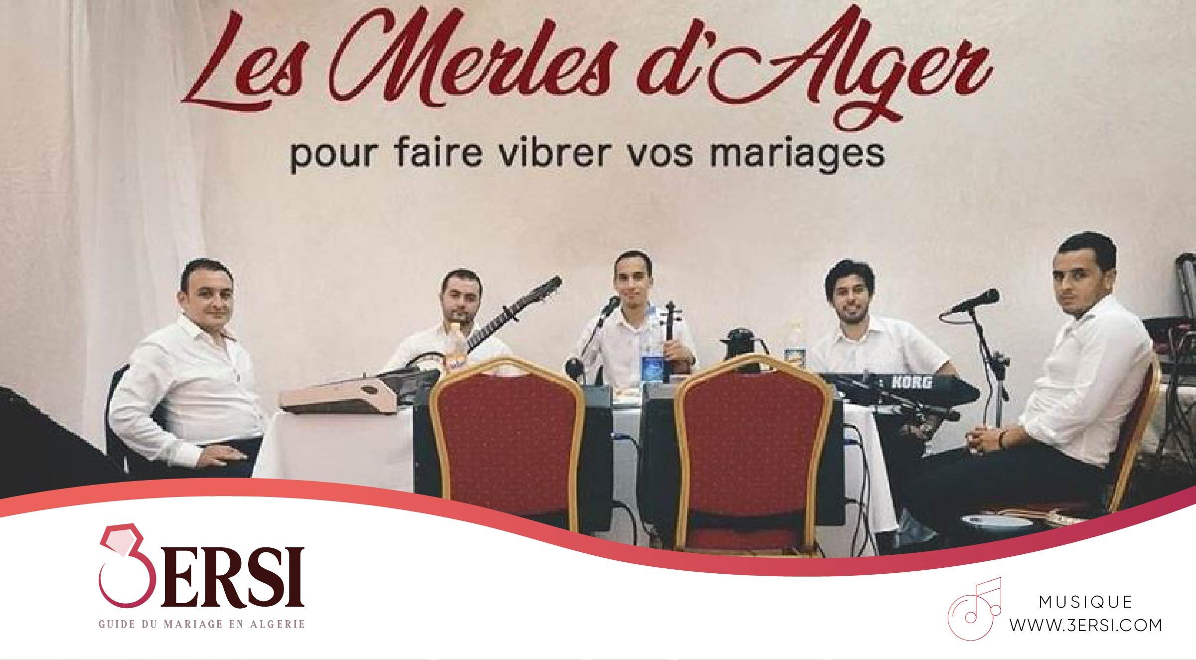 Les Merles D'Alger, El Biar à Alger
