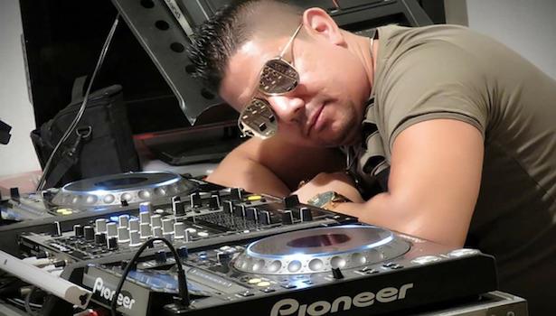 DJ Chabla, Alger-Centre à Alger