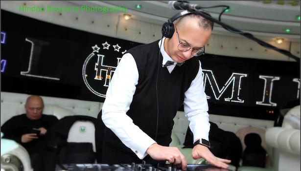 Sofiane DJ, Alger-Centre à Alger