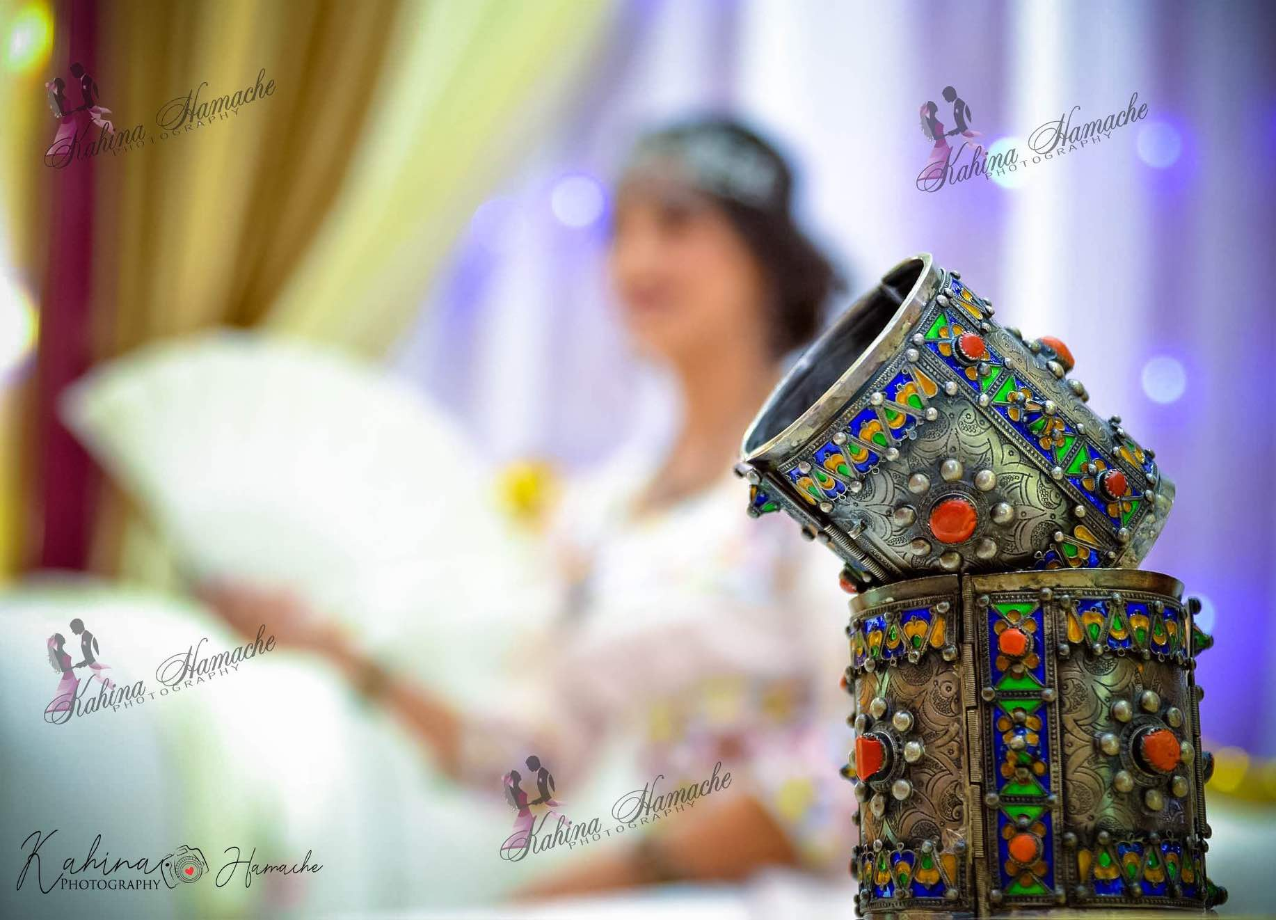 Kahina Hamache, photographe , Dar El Beïda, Alger - 3ersi.com